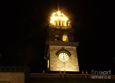 Elpaso Photograph - Historic Old County Courthouse by Donna Parlow