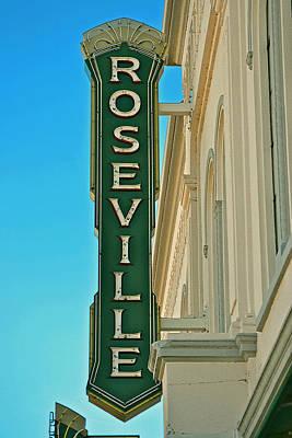 Impressionist Landscapes - Historic Roseville California by Bill Owen