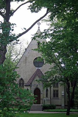 Photograph - Historic St. Mary's Chapel by Kay Novy