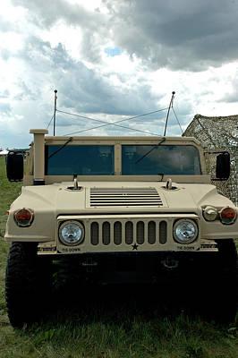 Photograph - Hmmwv Or Humvee by LeeAnn McLaneGoetz McLaneGoetzStudioLLCcom