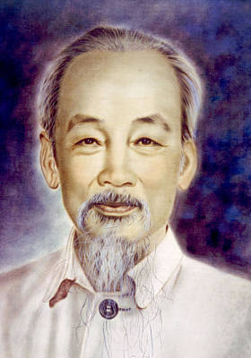 Ho Chi Minh 1890-1969 Art Print by Everett