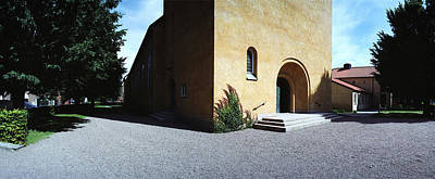 Photograph - Hoganas Church Skaane by Jan W Faul