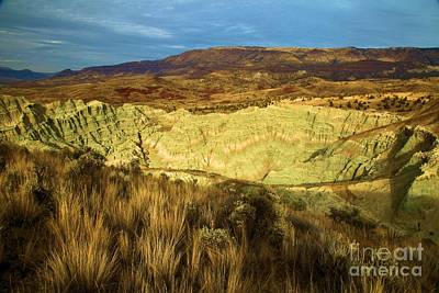 Photograph - Hole In The Basin by Adam Jewell