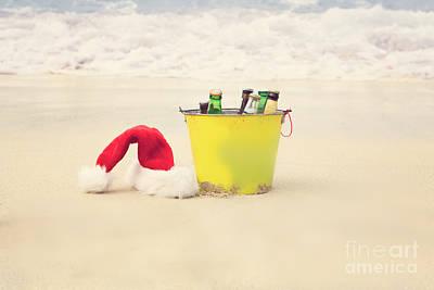 Holiday Cheer Print by Kim Fearheiley