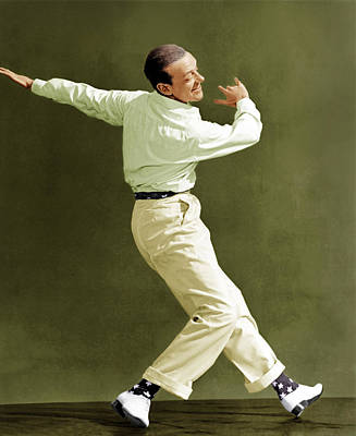 Holiday Inn, Fred Astaire, 1942 Art Print by Everett