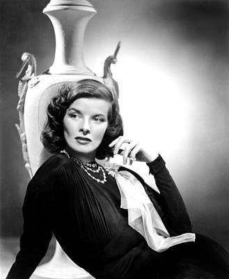 1938 Movies Photograph - Holiday, Katharine Hepburn, 1938 by Everett