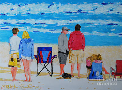 Painting - Holidays With Family by Art Mantia