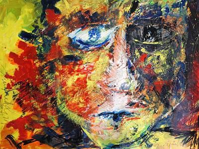 Holi Painting - Holigan by Mayank Gupta