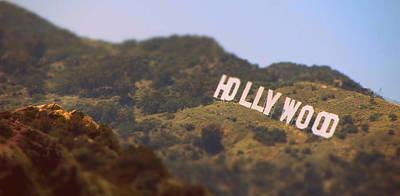 Photograph - Hollywood Living by Brad Scott
