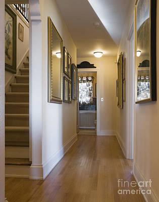 Home Hallway Art Print by Andersen Ross
