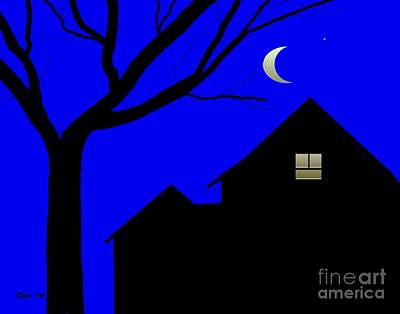 Digital Art - Home Sweet Home by Dale   Ford