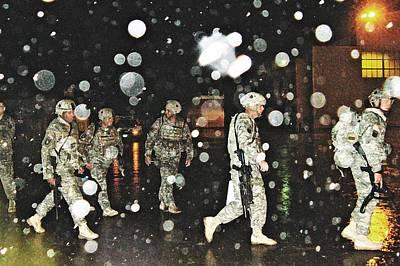 Homecoming 2009 Art Print by Sarah Loft