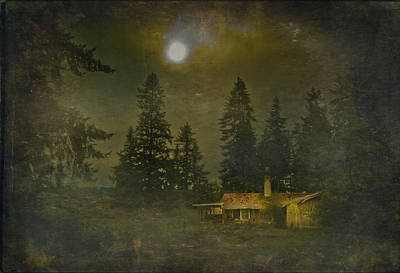 Photograph - Homestead Night by Dale Stillman
