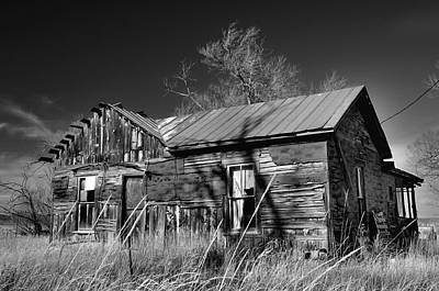 Photograph - Homestead by Ron Cline