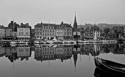 Photograph - Honfleur by Eric Tressler