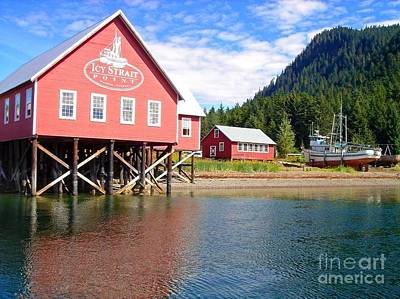 Photograph - Hoonah  by Phillip Allen