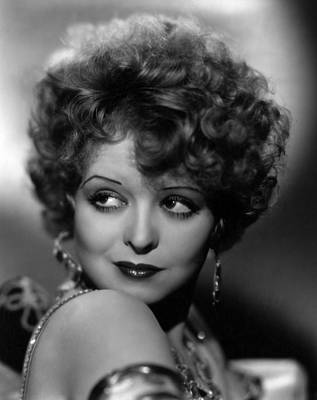 1933 Movies Photograph - Hoopla, Clara Bow, 1933 by Everett