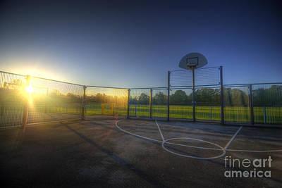 Photograph - Hoops Heaven  by Yhun Suarez