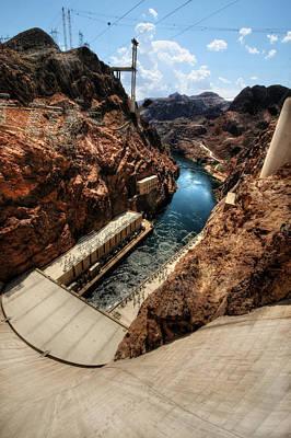 Hoover Dam 1 Original by Jessica Velasco