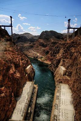 Hoover Dam 3 Original by Jessica Velasco