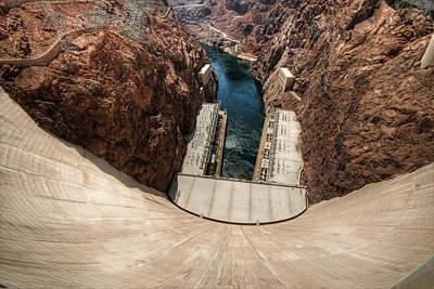 Hoover Dam 4 Original by Jessica Velasco