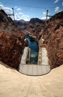 Hoover Dam 5 Original by Jessica Velasco