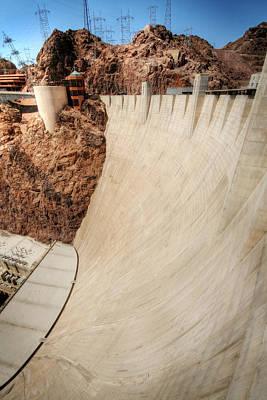 Hoover Dam 6 Original by Jessica Velasco