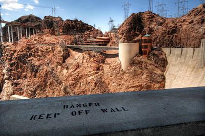 Hoover Dam 8 Original by Jessica Velasco