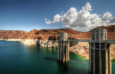Hoover Dam 9 Original by Jessica Velasco
