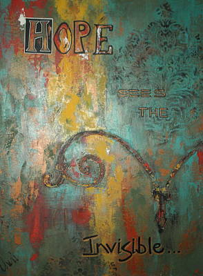 Painting - Hope by Cheri Stripling