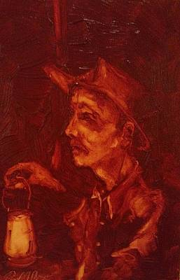 Paul Morgan Painting - Hope by Paul Morgan