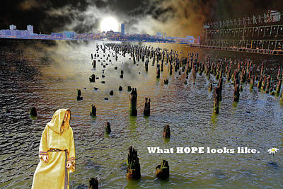 Digital Art - Hope by Terry Wallace