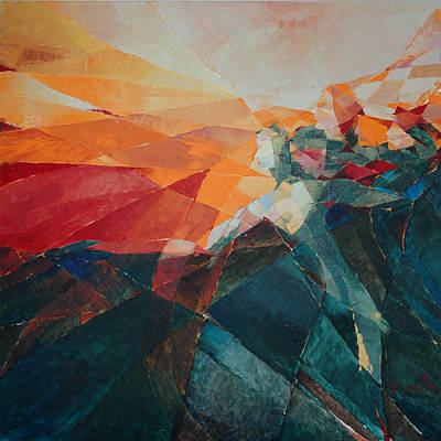 Painting - Hope  by Yogendra  Sethi