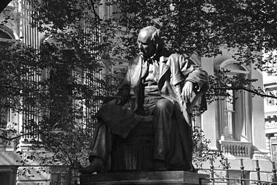 Photograph - Horace Greeley by Eric Tressler