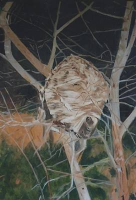 Hornet's Nest Original by Terry Forrest