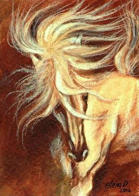 Horse  Original by Lena Day