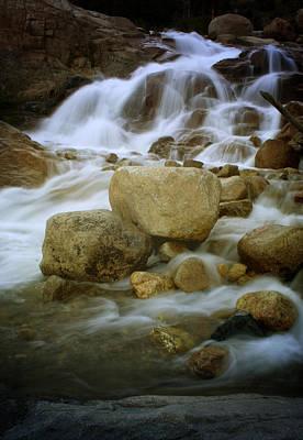 Photograph - Horseshoe Falls by Ellen Heaverlo