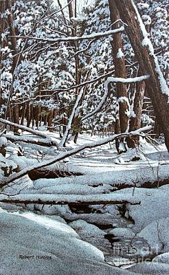 Painting - Horseshoe Valley by Robert Hinves