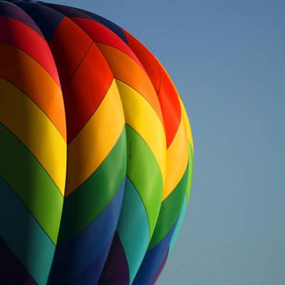 Photograph - Hot Air Balloon 3 by Ernie Echols