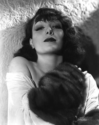 1933 Movies Photograph - Hot Pepper, Lupe Velez, 1933 by Everett