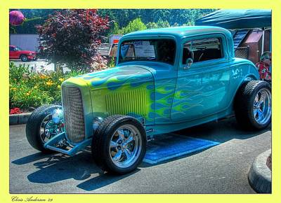 Photograph - Hot Rod by Chris Anderson