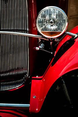 Photograph - Hot Rod by Jason Heckman