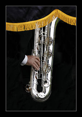 Photograph - Hot Sax by Wes and Dotty Weber