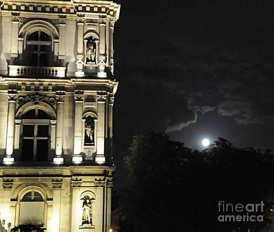 Photograph - Hotel De Ville by Louise Fahy