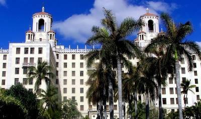 Mojito Photograph - Hotel Nacional De Cuba by Karen Wiles