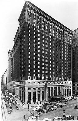 Hotel Pennsylvania, New York City Art Print by Everett
