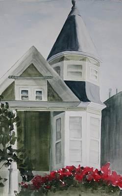 House In San Francisco Art Print