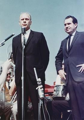 House Minority Leader Gerald Ford Art Print
