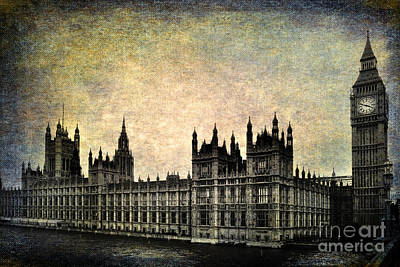 Photograph - House Of Parliament  by Yhun Suarez