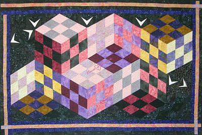 House Of Passion Original by Salli McQuaid
